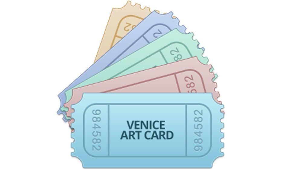 Venice Museum Card