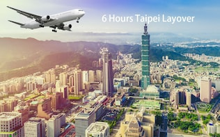 6-Hour Layover Ultimate Taipei City Private Tour