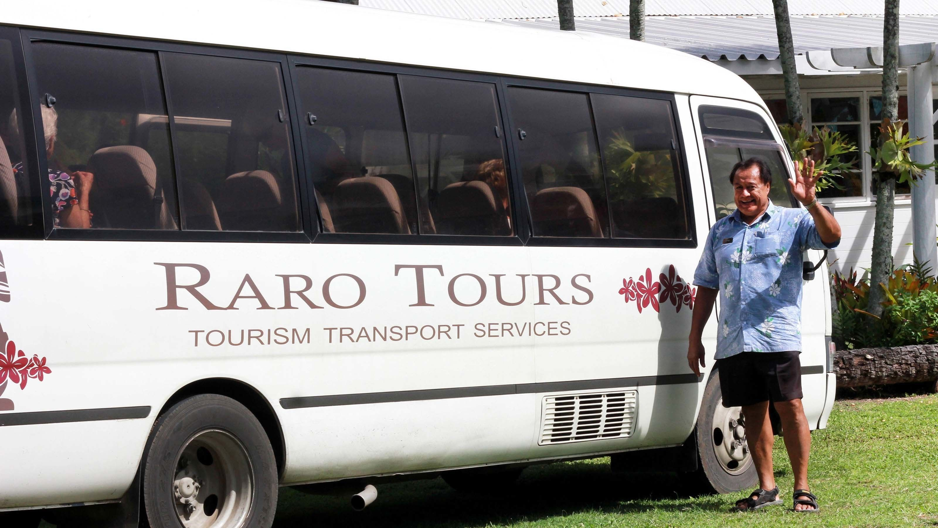 Island Discovery Tour by Island Hopper Vacations