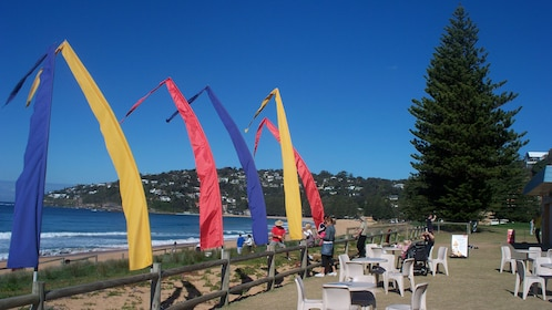 View of Summer Bay Home and Away