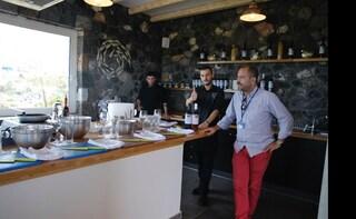 Tour mit Kochkurs und Weinverkostung
