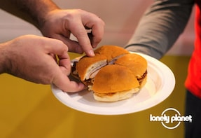 Lonely Planet Experiences: Food & Market Discovery Tour
