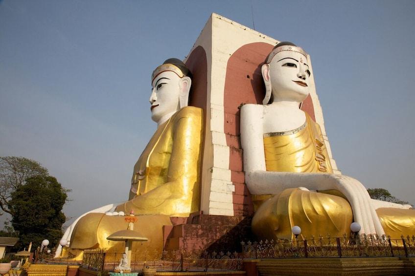 แสดงภาพที่ 5 จาก 9 Private Bago's Pagodas Full-Day Tour