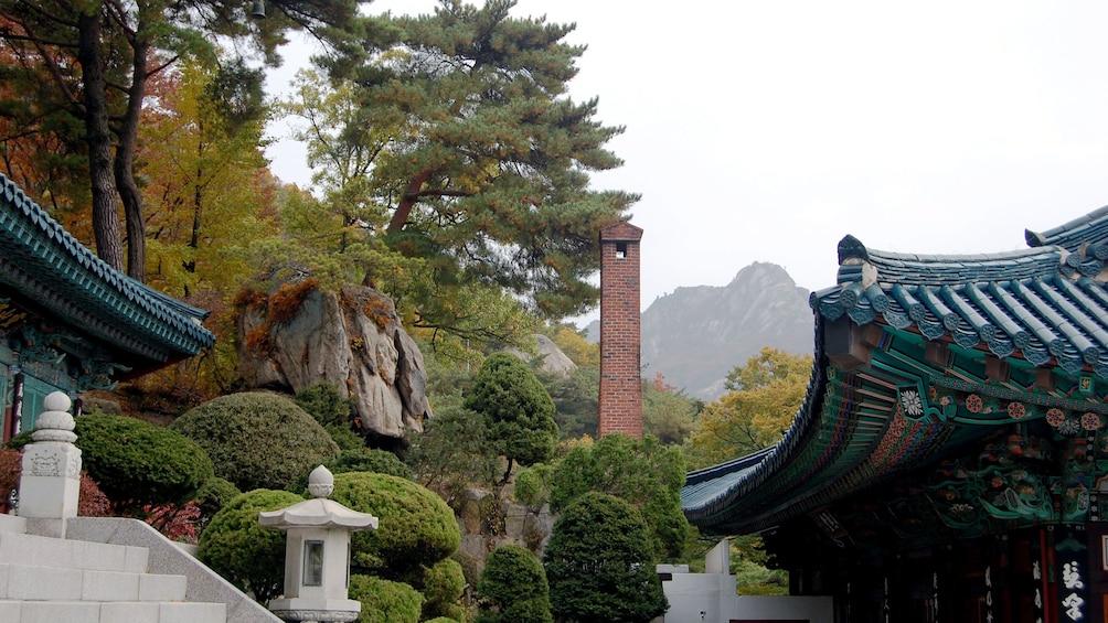 แสดงภาพที่ 1 จาก 5 view of mountains in seoul