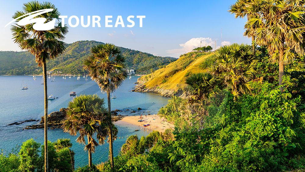 Tour East Thailand - Phuket introduction - Promthep cape.jpg