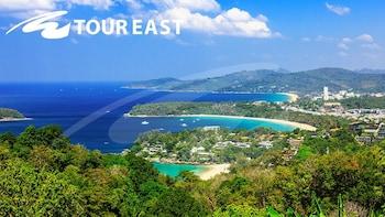 Introduktionstur til Phuket-øen Halvdagstur