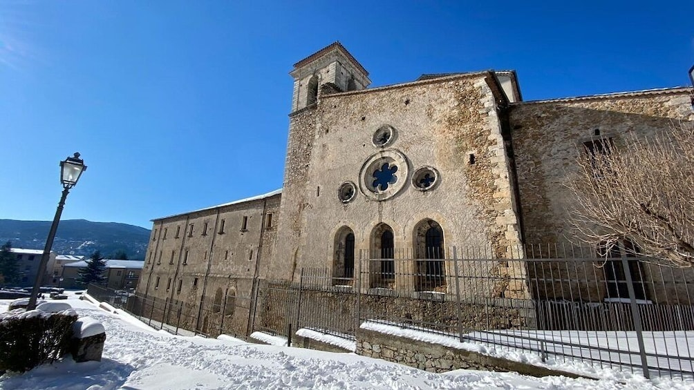 Show item 2 of 9. San Giovanni in Fiore and the Abbey: half day tour