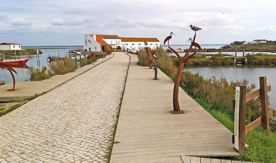 Show item 3 of 10. Portuguese Best Fish Market and south Lisbon Nature Wonders
