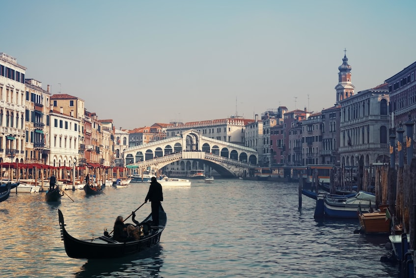 Show item 3 of 10. Venice Day Trip by High-Speed Train from Florence