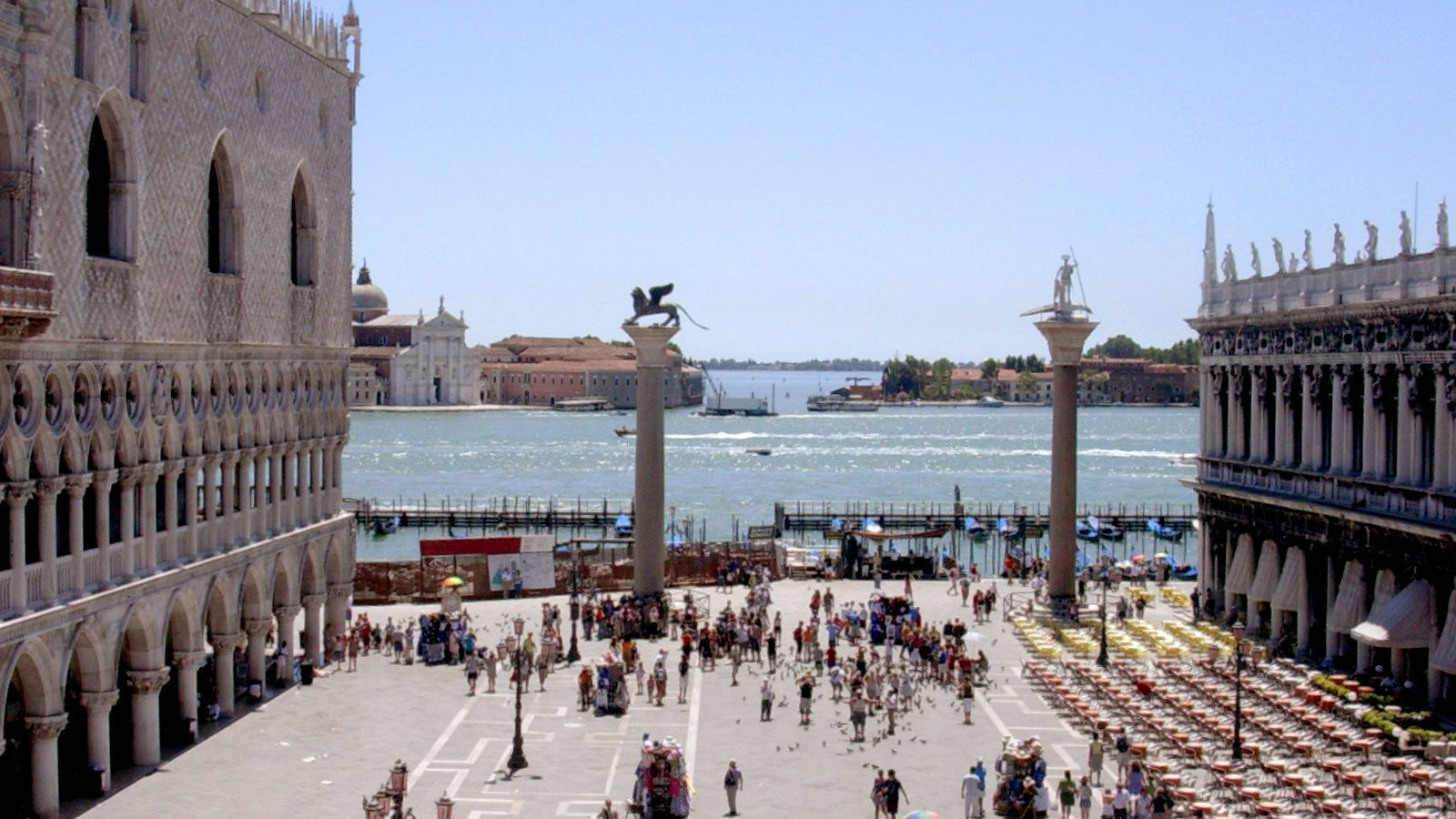 City view on Easy Venice tour in Italy