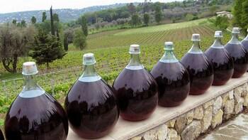 Saint Paul de Vence & Wine Tasting Small-Group Half Day Tour