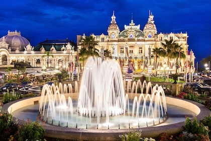 Small-Group Monte Carlo by Night Tour