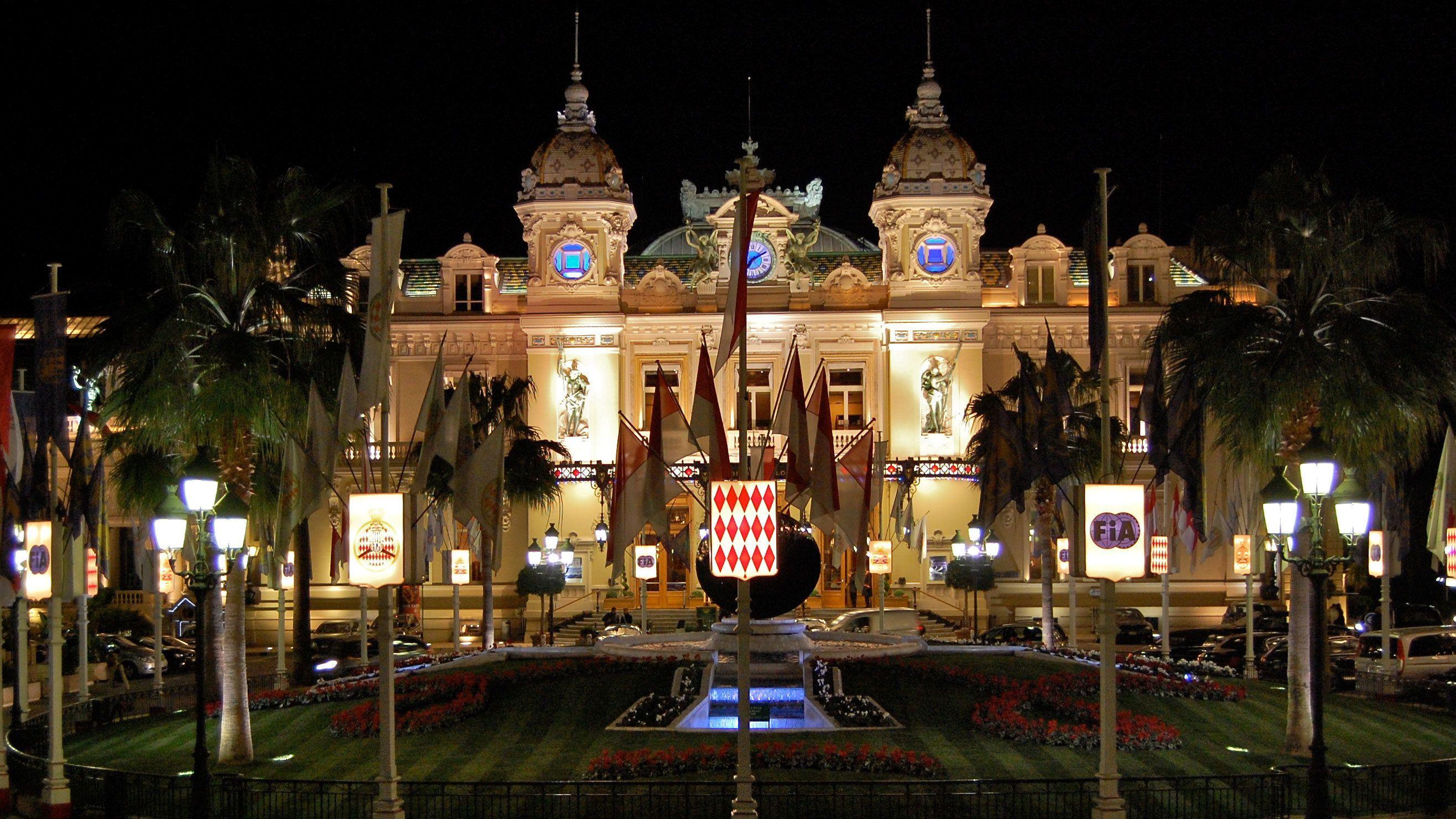 Ettermiddags- og kveldstur i Monaco og Eze