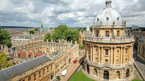 University in Oxford, England