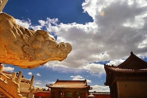 All-inclusive Tianjin Day Tour to Qing Emperor's Tomb & Huangyaguan Great W...
