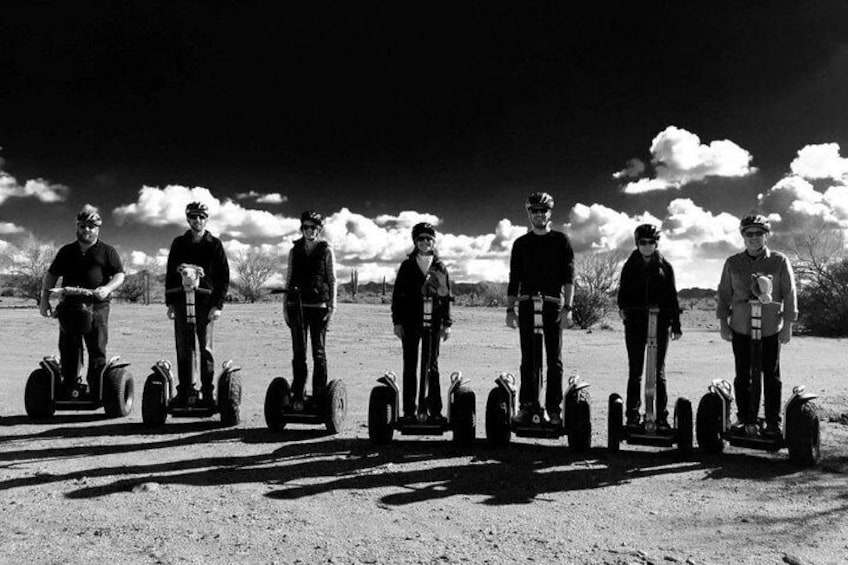 Fort McDowell Off-Road Segway Tour