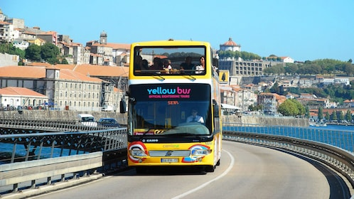 Hop-On Hop-Off bus in Porto