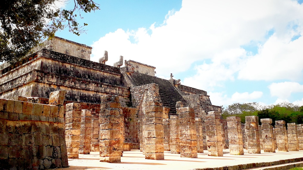 Show item 8 of 8. Chichen Itza First Access Tour