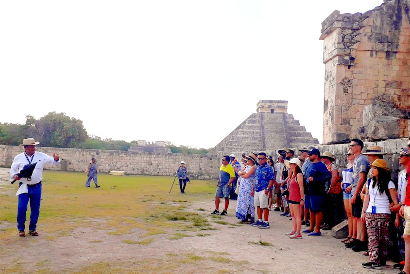 Show item 3 of 8. Chichen Itza First Access Tour