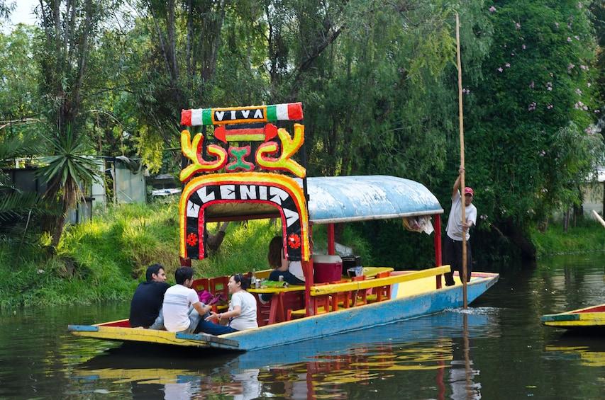 Xochimilco, Coyoacán and Frida Kahlo Museum Tour