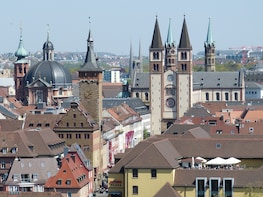 Wurzburg - private tour with licensed guide