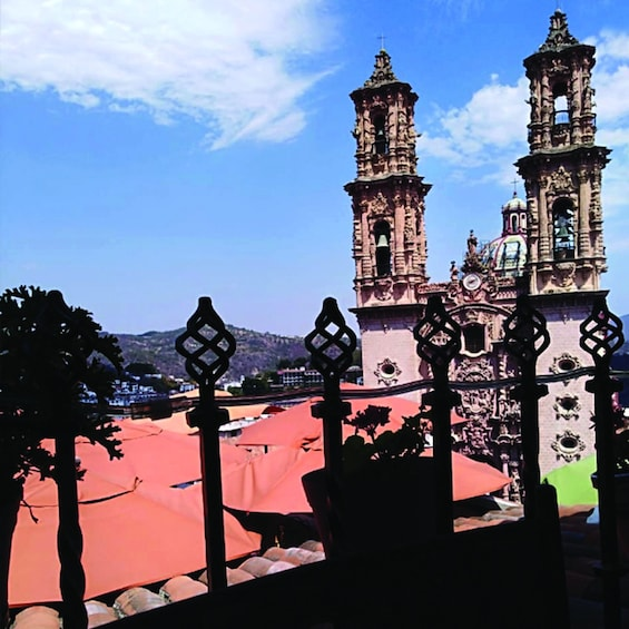 Show item 2 of 10. Taxco & Cuernavaca Tour