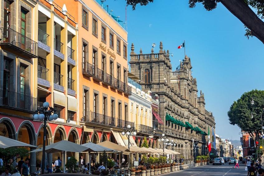 Show item 2 of 10. Puebla & Cholula