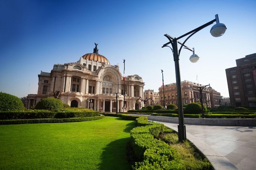 Hop on Hop off Mexico City Bus Tour