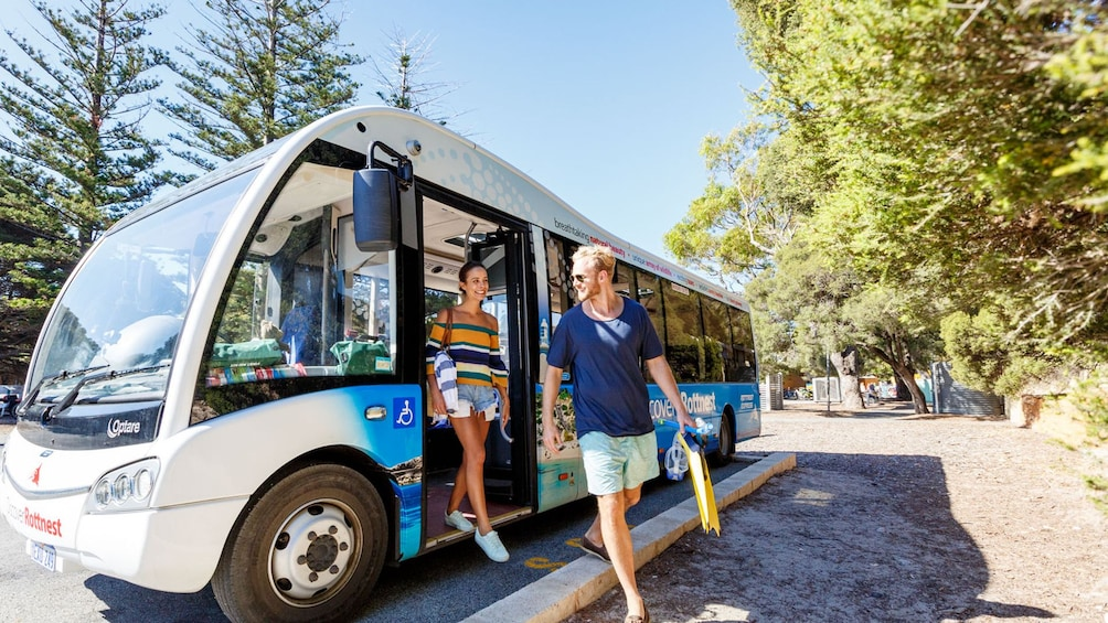 Discover Rottnest Island Day Tour from Perth & Fremantle