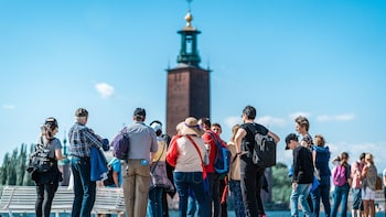 Stockholm Old Town Walk (Small Group Tour)
