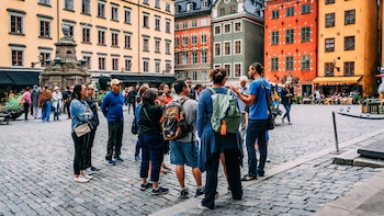Stockholm Must Sees (Small Group Tour)