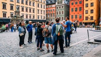 Lugares imprescindibles de Estocolmo (visita en grupos pequeños)