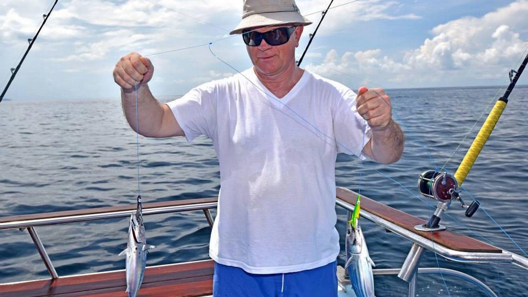 Big Game Fishing Full-Day Tour