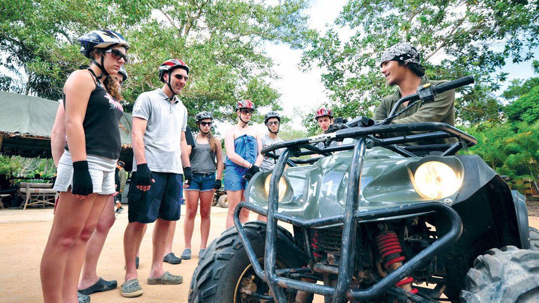 Amazing Quad Bike Quad bike Tour