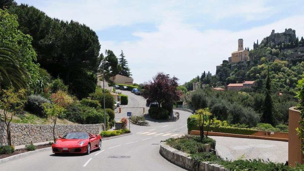 Charger l'élément 5 sur 5. Ferrari on the streets of Monaco