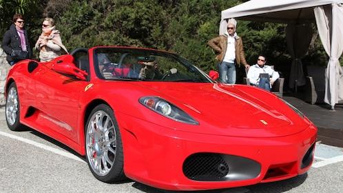 Ferrari experience in Monaco
