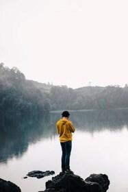 Kawah Putih & Patenggang Lakes ;Private guided ;Solo;Group