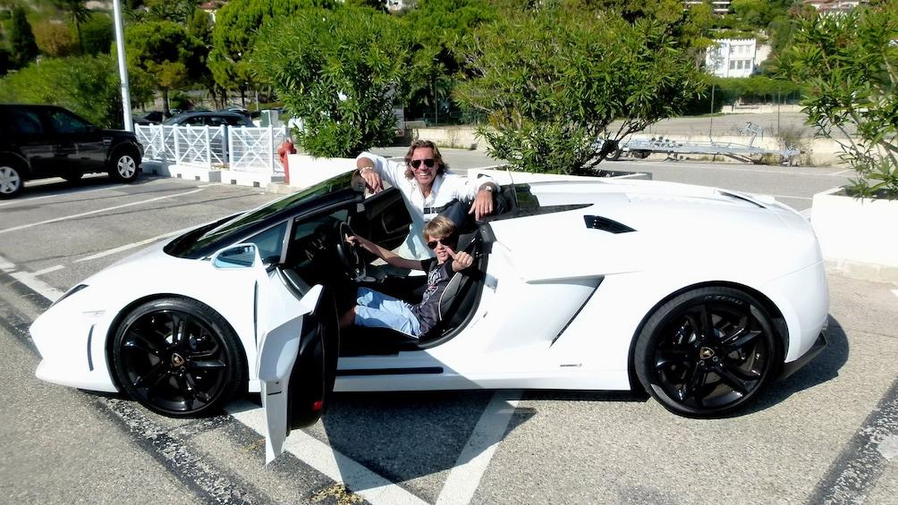 Lamborghini Ride From Monaco Nice Expedia