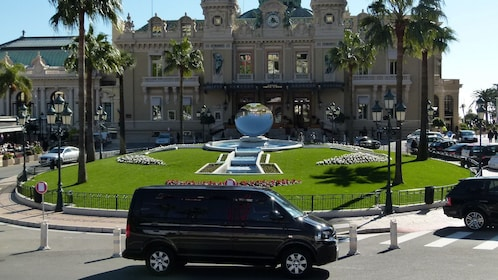 Stopping by the Monte Carlo Casino in France