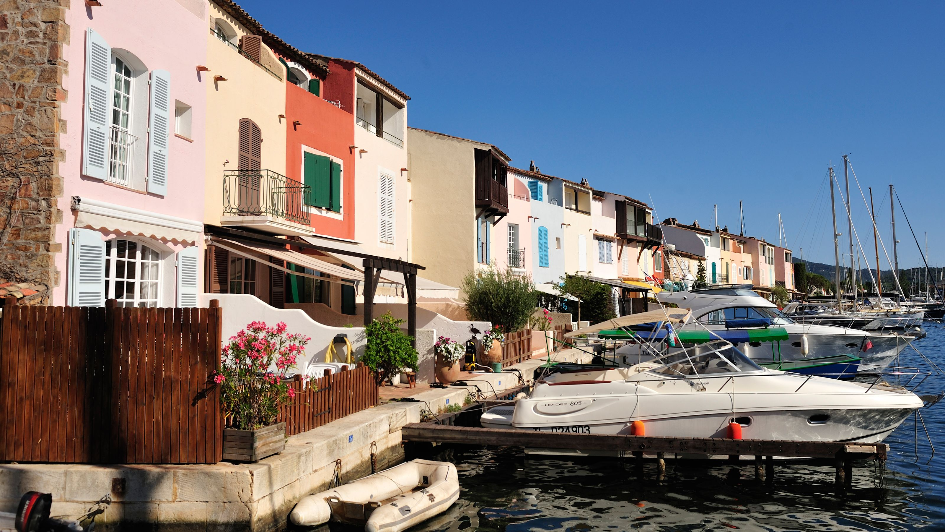 Visiting the French Riviera in France