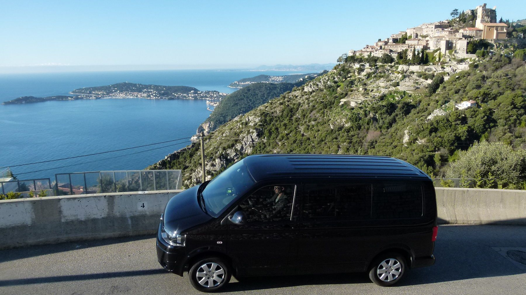 Privat halvdagstur på den franska rivieran från Nice
