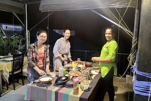 Cooking classes at Chaminrich Homestay