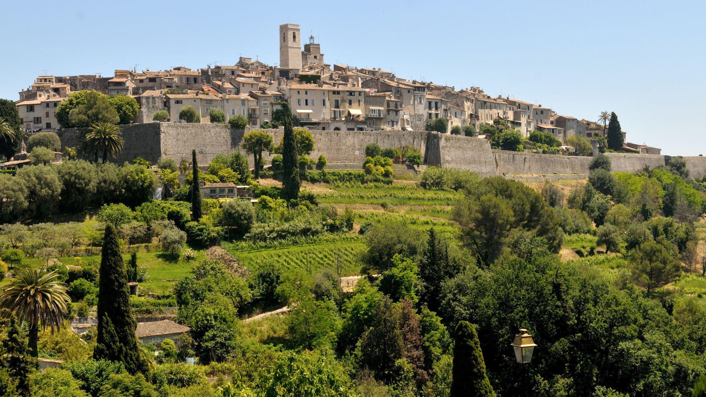 Tur med liten grupp till Cannes, Antibes och St. Paul de Vence från Nice