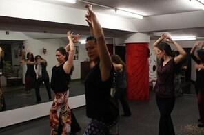 Private Flamenco class in San Sebastian