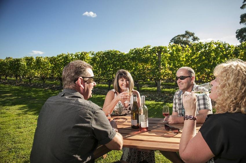 Show item 1 of 7. Martinborough Gourmet Wine Tour