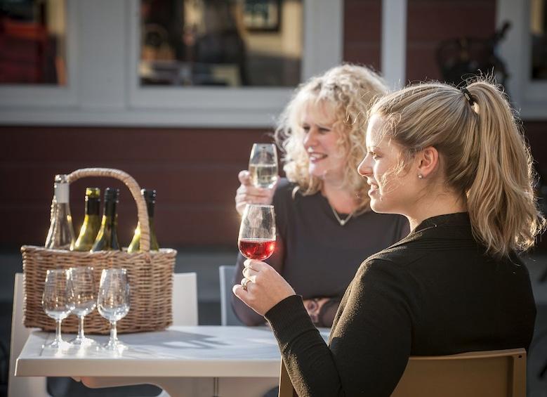 Show item 2 of 7. Martinborough Gourmet Wine Tour