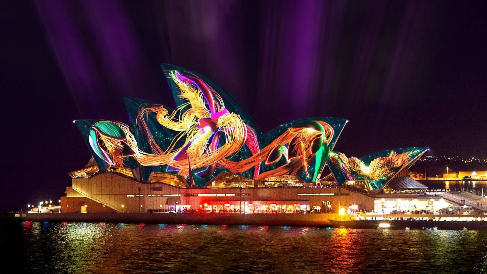 Vivid Live Backstage-Tour durch das Sydney Opera House