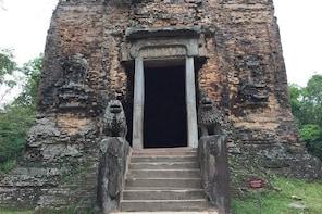 Private Tour To Sombo Prei Kuk, Kompong Kdey Bridge and Kompong Kleang