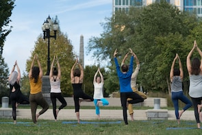 Urban Wellness Tour - a walking tour w/ a wellness twist!