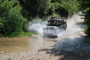 2 in1: 4 x 4 Safari & Boat Trip from Alanya